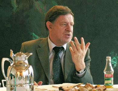 Außenpolitischer Stratege im Hintergrund: Bernd Mützelburg