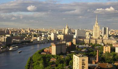 Zentrum der Macht: Von Moskau aus lenken Kreml und Oligarchen die Geschicke Russlands.