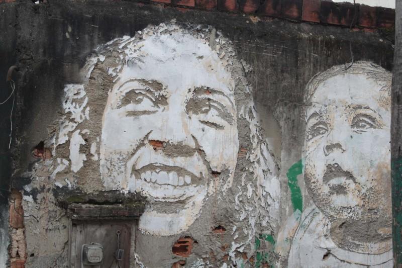 Favela-Kunst