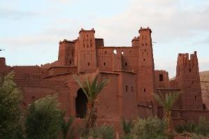 Die Kasbah Ait Ben Haddou im Südosten Marokkos hat schon als Kulisse für Hollywood-Filme gedient.