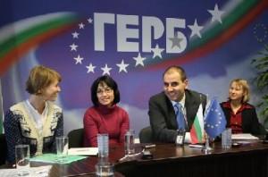 Das Programm von GERB stammt zu großen Teilen von der CSU. Unser Gesprächspartner ist Parteivorsitzender Tsvetan Tsvetanov.