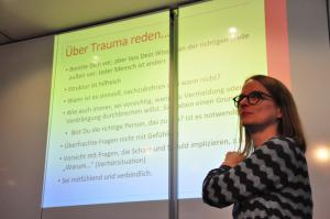 Trauma-Workshop F. Engst